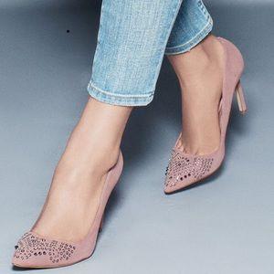 Shoemint Studded Heels
